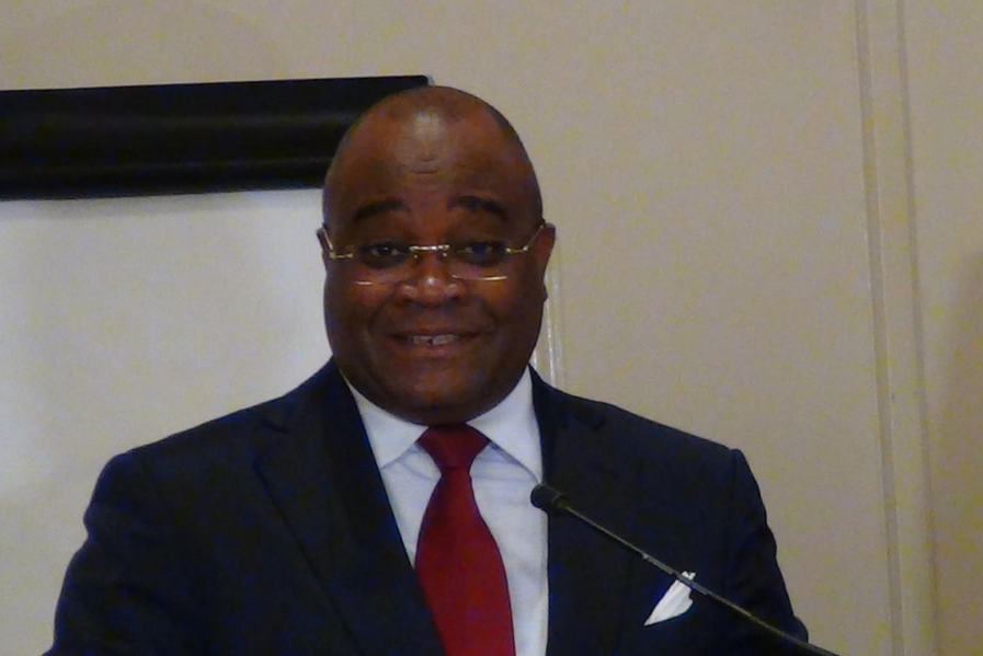 Mr André Okombi Salissa