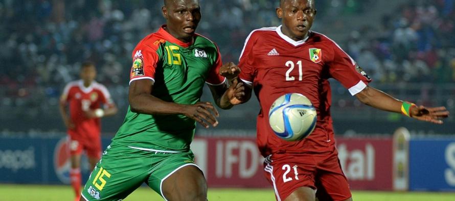 CAN-2015 : Le Gabon et le Burkina Faso éliminés, le Congo et la Guinée Equatoriale qualifiés