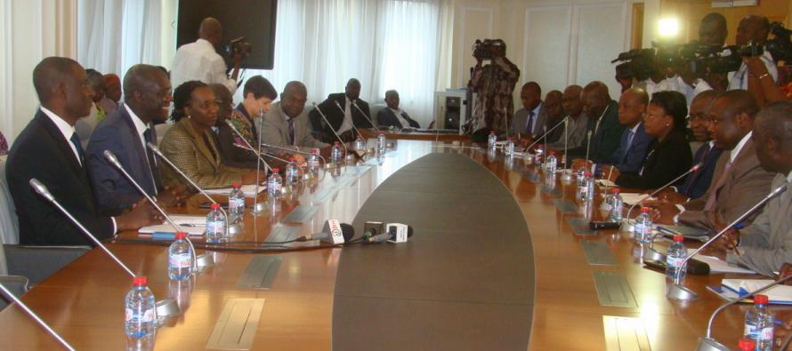 Congo- Banque mondiale : perspectives d'une nouvelle coopération en santé, énergie et habitat