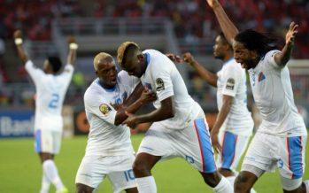 L'équipe de la RD Congo a battu celle de Madagascar 2-1 en éliminatoires de la CAN-2017