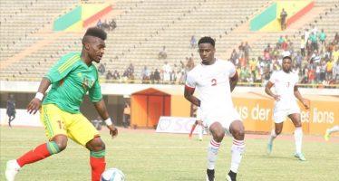 VIDÉO – CAN 2015 : le Cap-Vert bat le Congo en préparation
