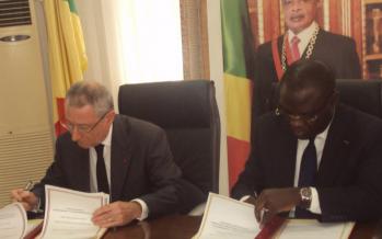 Coopération militaire : le Congo et la France signent deux nouvelles conventions