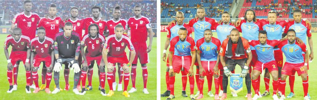 CAN-2015 Congo - RDCongo : un match à haut risque à Brazzaville et Kinshasa?
