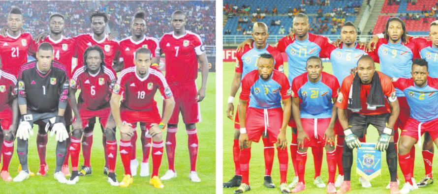 CAN-2015 Congo – RDCongo : un match à haut risque à Brazzaville et Kinshasa?
