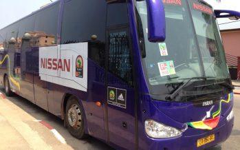 CAN 2015 : les Diables rouges sont à Ebibeyin