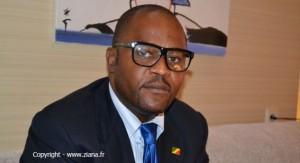 Evrard Nangho, le vice-président ,  le Mouvement des démocrates congolais(Modec)