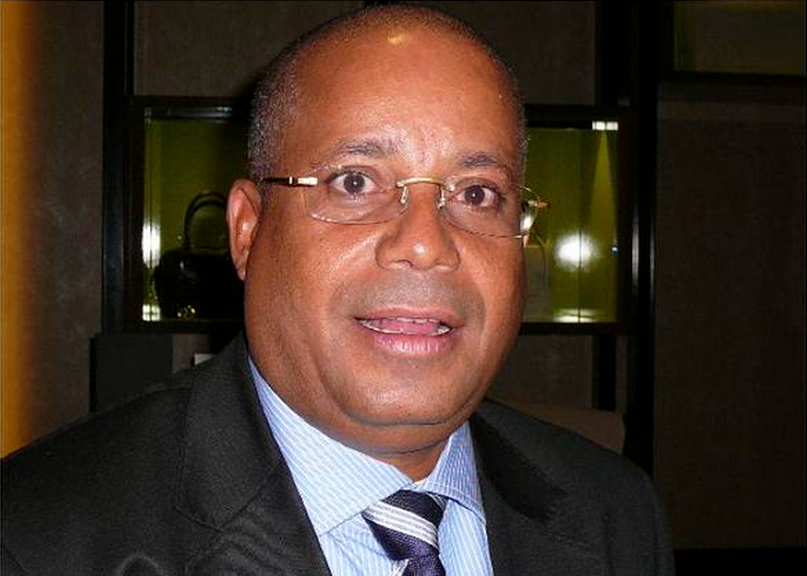 Jean-Claude Muyambo, président du parti politique Solidarité congolaise pour le développement (Scode)