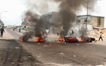 RDC : la tension monte à Kinshasa