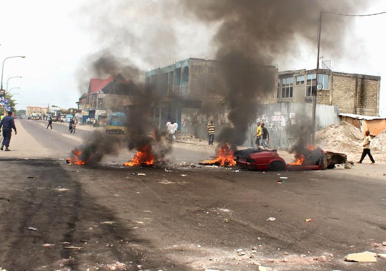 La situation est toujours tendue à Kinshasa