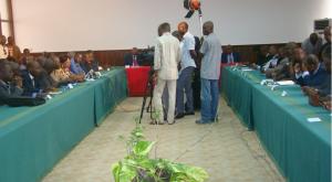 les partis politiques, associations et individualités signataires de ladite déclaration