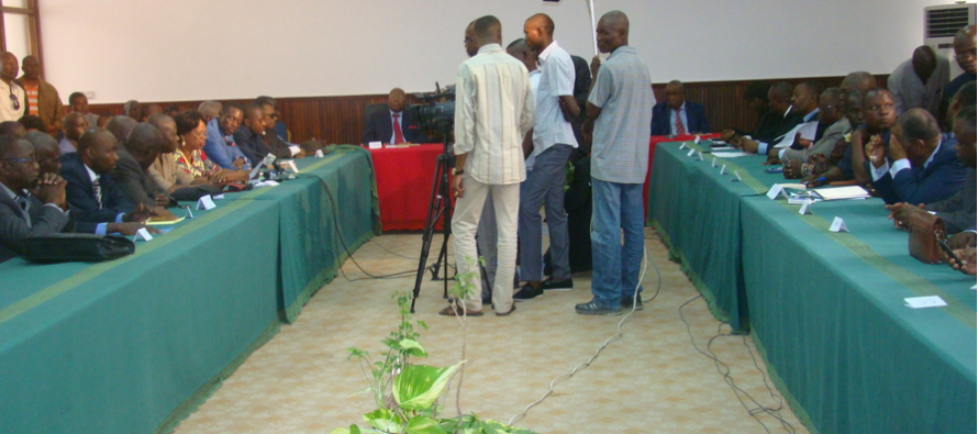 Congo : l'Union  pour le Progrès et le R.D.D regagnent l'opposition