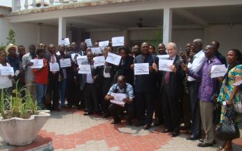 Brazzaville : La presse congolaise rend hommage à Charlie Hebdo