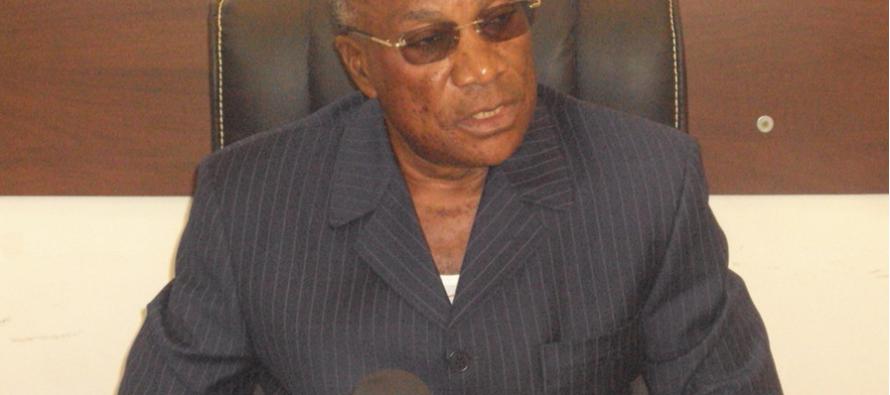 CAN-2015 Congo-RDC : Jean-François Ndenguet met les fauteurs de trouble en garde