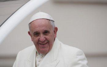 «La corruption est comme une drogue», selon le pape François