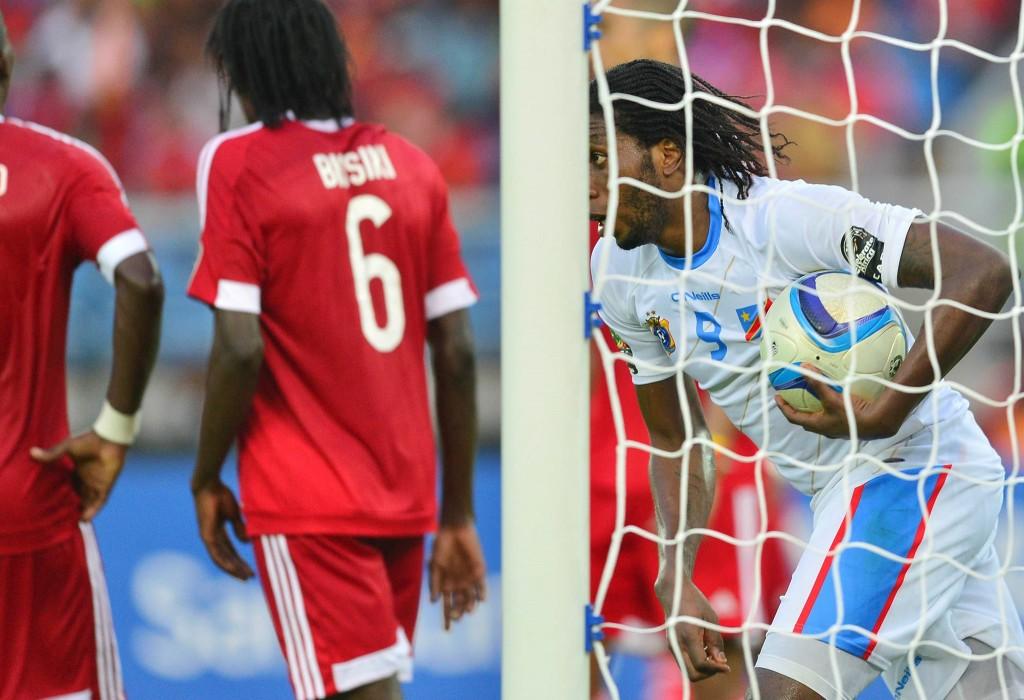 Menée 2-0, la RD Congo a concrétisé sa domination pour s'imposer 4-2 dans le derby contre le Congo et se qualifier avec panache pour les demi-finales de la CAN-2015, samedi à Bata.
