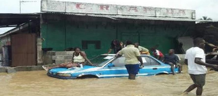 Pointe-Noire : l'insuffisance de canalisations, principale cause d'inondations
