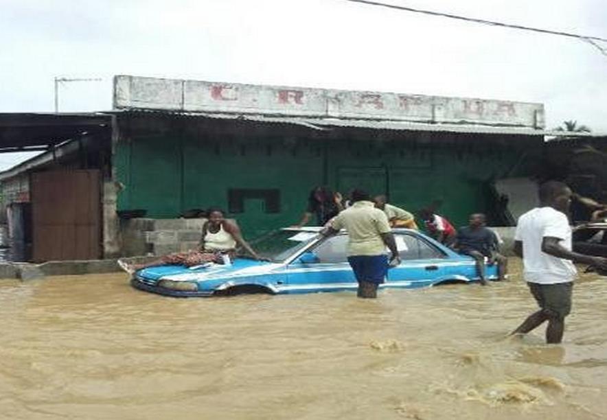 l'insuffisance de canalisations, principale cause d'inondations