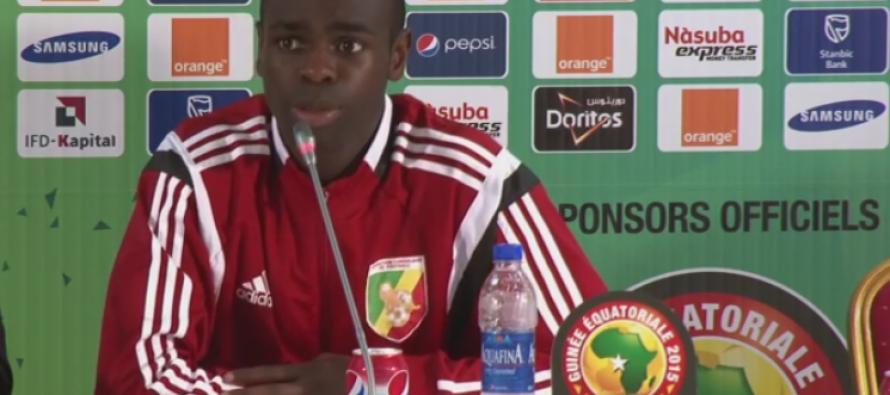 Le Congo va récupérer pour mieux attaquer les quarts, selon le capitaine Prince Oniangué