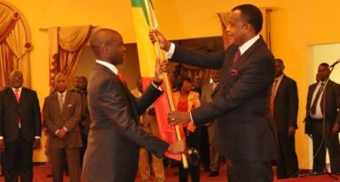 CAN-2015 : Denis Sassou N'Guesso donne la route aux Diables rouges
