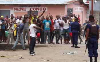 Violences à Kinshasa lors de manifestations anti-Kabila : au moins 4 morts