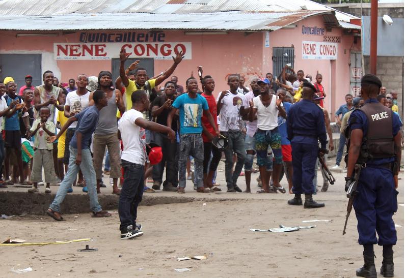 RDC: manifestations anti-Kabila à Kinshasa, la police ouvre le feu
