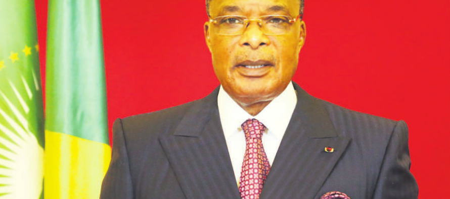 Sassou N'Guesso salue les efforts du Kenya pour rapprocher les leaders des groupes armés en RCA