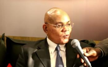 VIDÉO-Paris : L' investiture du Congrès Africain pour le Progrès (CAP)