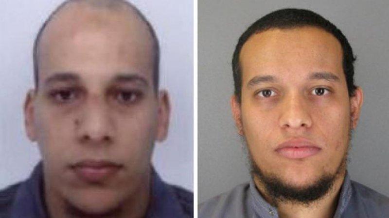 Les deux frères Kouachi tués lors de l'assaut à Dammartin-en-Goële