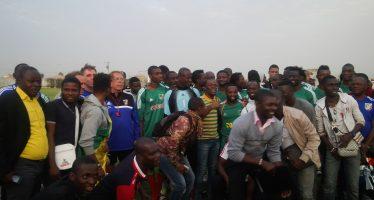 CAN-2015 : les Diables Rouges à la rencontre de la communauté congolaise de Dakar
