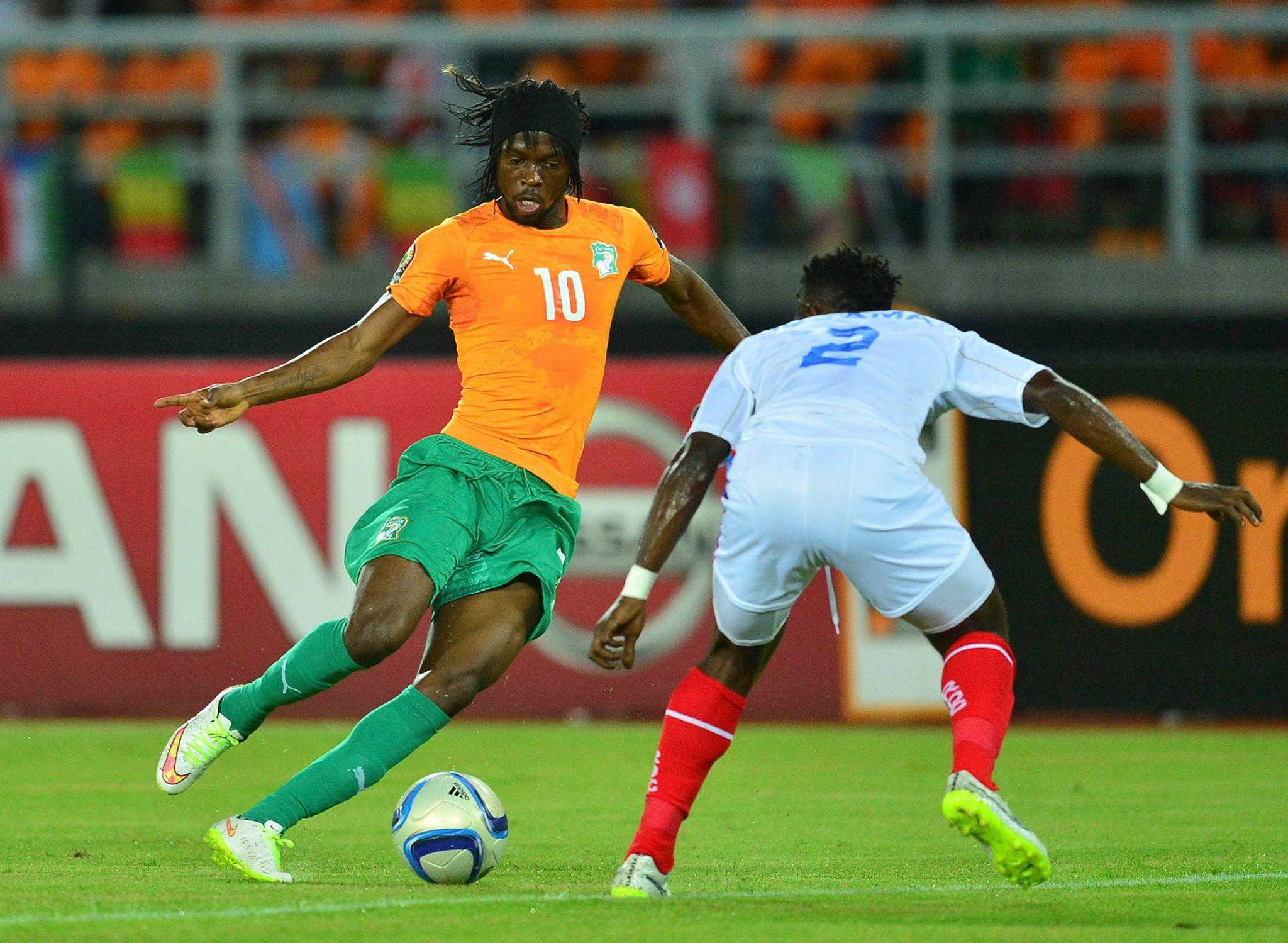 La Côte d'Ivoire est le premier qualifié pour la finale de la CAN 2015. Les Eléphants ont battu la République démocratique du Congo (3-1) mercredi soir à l'Estadio de Bata.