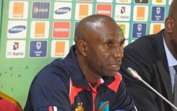 Le sélectionneur de RDC, Florent Ibengé, sans salaire et une demie à jouer
