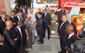 Congo : la République rend hommage au peintre Hilarion Ndinga