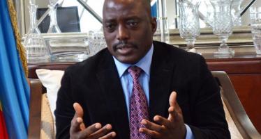 RDC – Joseph Kabila : « Comment pourrais-je avoir un troisième mandat sans porter atteinte à la Constitution ? »
