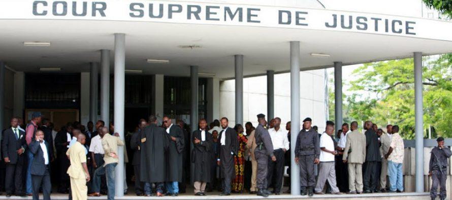 RDC-Lubumbashi : deux magistrats en prison pour escroquerie