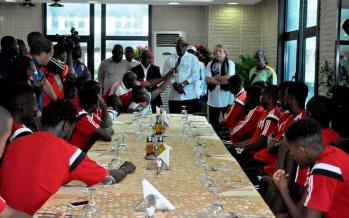 Léon-Alfred Opimbat : «Notre football est revenu, avec fierté, sur le devant de la scène africaine, et ceci est votre œuvre»