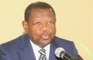 Le porte-parole du gouvernement de la RDC, Lambert Mende Omalanga
