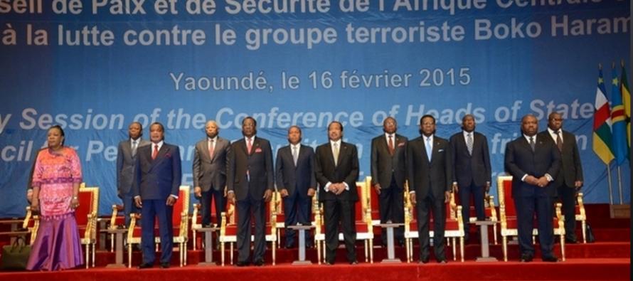 L'Afrique centrale veut «éradiquer» Boko Haram