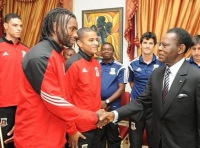 Les joueurs du Nzalang Nacional nommés fonctionnaires de l'Etat