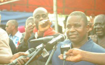 Selon Pierre Ngolo, «Sassou N'Guesso a donné la réponse attendue par la plupart des citoyens»
