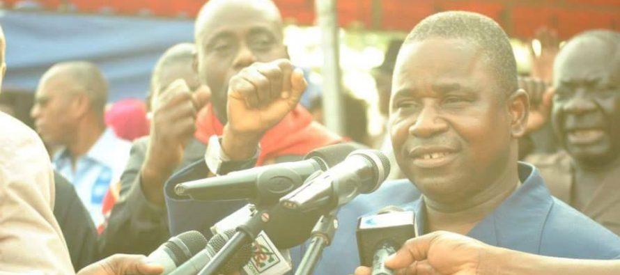 Référendum au Congo : le Parti au pouvoir annonce un meeting pour le mardi 6 octobre à Brazzaville