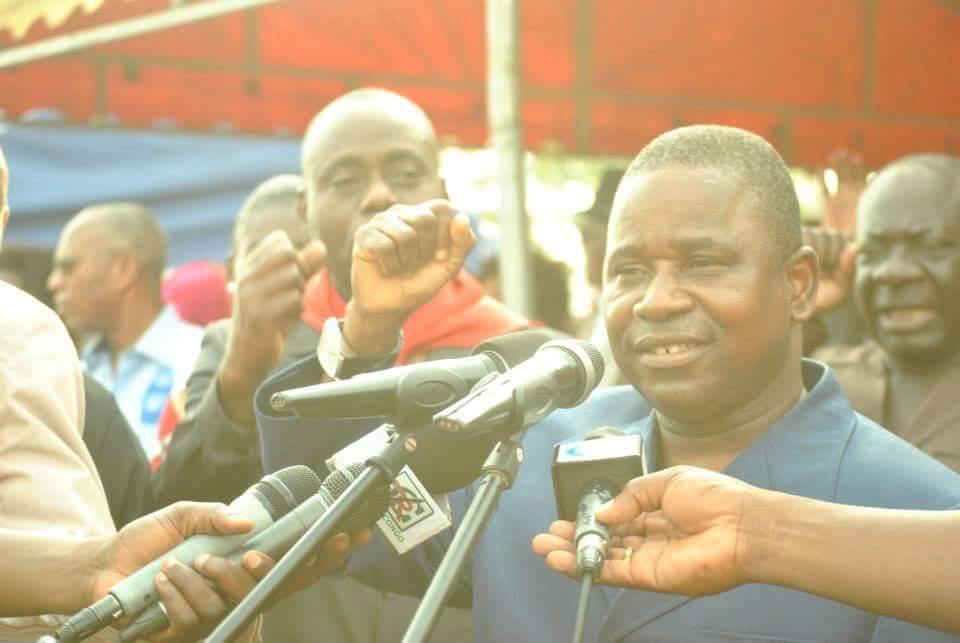 Le secrétaire général du Parti congolais du travail (PCT) Pierre Ngolo a appelé le 4 février à Brazzaville,