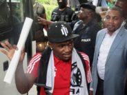 L'attaquant congolais Thievy Bifouma: « Je n'ai pas voulu cautionner cette parodie de stage »
