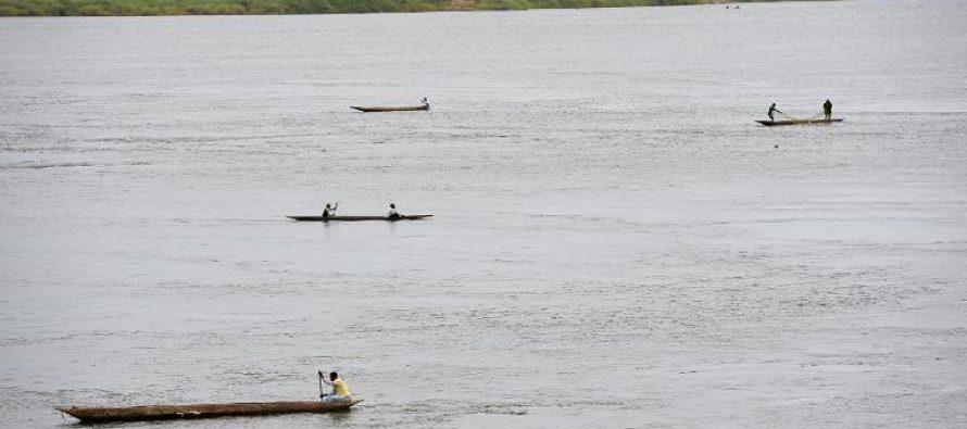 Des journalistes échappent à une noyade sur le fleuve Congo