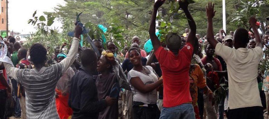 Burundi: le pouvoir met en garde contre toute tentative de «soulèvement» après une grande manifestation