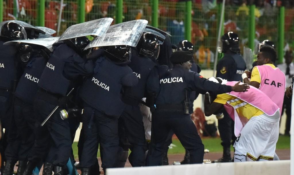 La Confédération africaine de football (CAF) a été clémente avec la Guinée-Équatoriale, pays organisateur de la CAN-2015|AFP