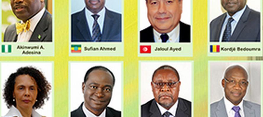 BAD: huit candidats à la succession de Donald Kaberuka