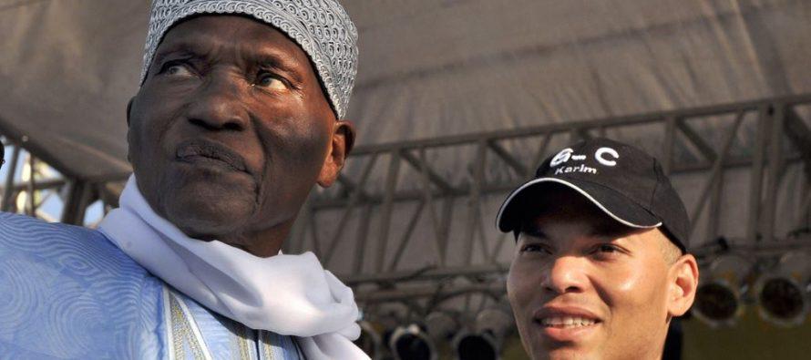 Sénégal: six ans de prison pour le fils de Wade
