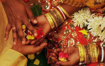 Une femme renonce au mariage: il était nul en maths