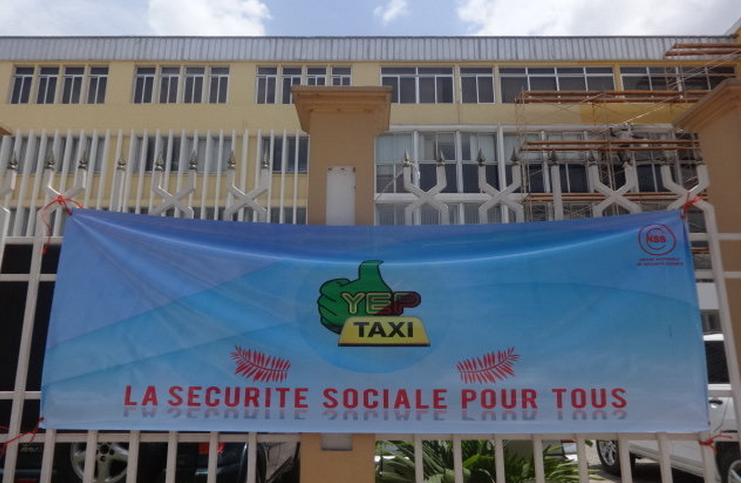 Des cotisations sociales en faveur des chauffeurs de taxis et de bus