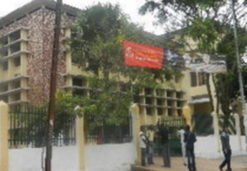Bayardelle à Brazzaville
